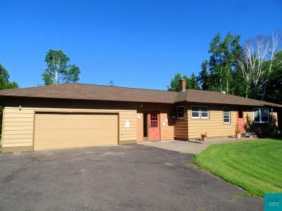 Superior Single Family Home For Sale: 6143 S County Rd A