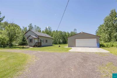 Duluth Single Family Home Inspection Cont (Mn): 201 Lakewood Rd