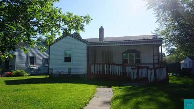 Single Family Home For Sale: 822 Birch St