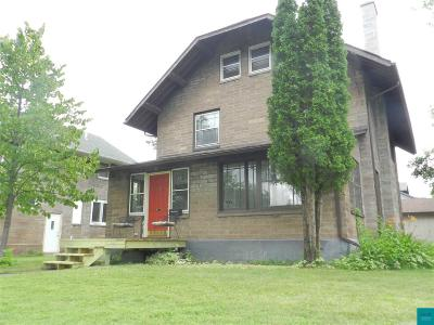 Duluth Single Family Home For Sale: 8430 Beverly St