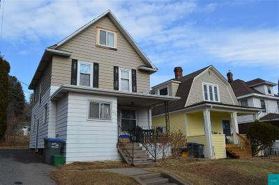 Single Family Home For Sale: 610 N 16th Ave E