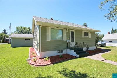 Superior Single Family Home For Sale: 1514 E 7th St