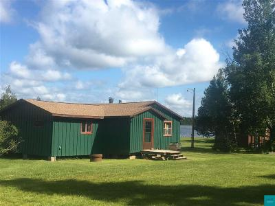 Two Harbors Single Family Home For Sale: 1543 Kane Lake Rd