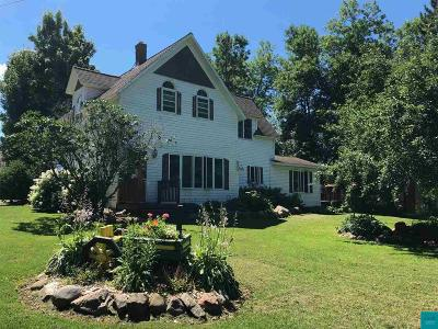 Single Family Home For Sale: 5120 West Rd