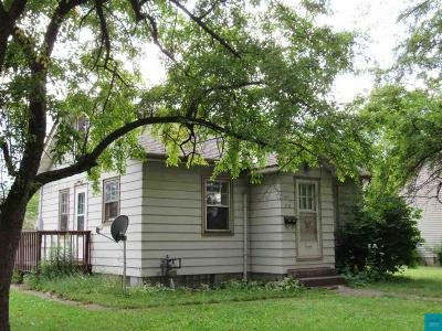 Superior Single Family Home For Sale: 3732 E 1st St