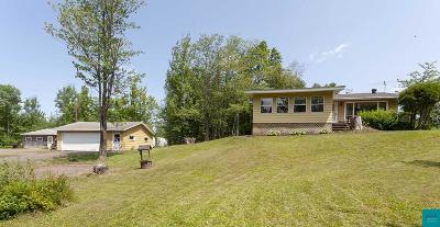 Single Family Home For Sale: 6569 Old Hwy 2