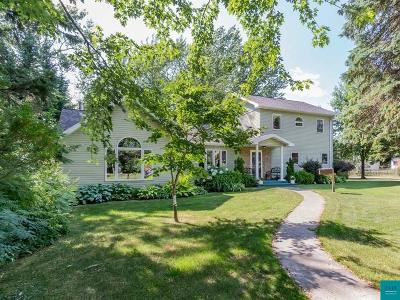 Duluth Single Family Home For Sale: 3655 E 4th St