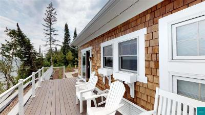 Two Harbors Single Family Home Pending-Take Back Ups: 1788 Highway 61