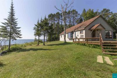 Two Harbors Single Family Home For Sale: 1726 Hwy 61