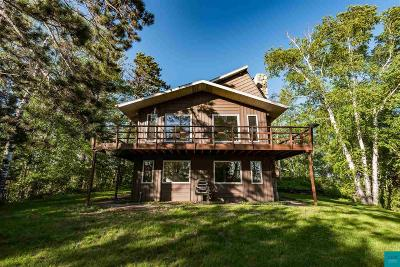 Single Family Home For Sale: 6174 Fox Point Rd