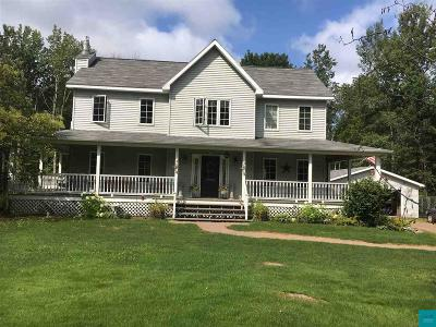 Single Family Home For Sale: 5777 Woodhill Ln