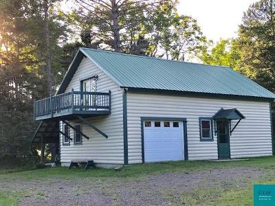 Two Harbors Single Family Home For Sale: 761 Scenic Dr