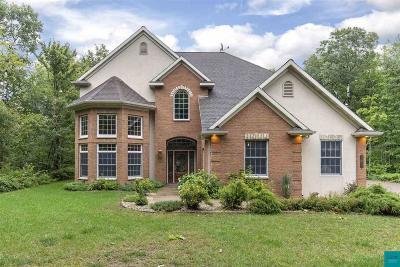Single Family Home For Sale: 4020 Stebner Rd