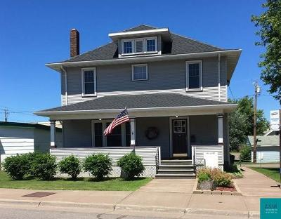 Single Family Home For Sale: 1407 Cloquet Ave