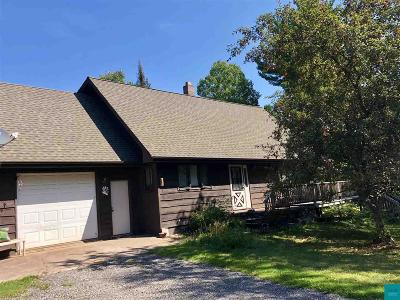 Two Harbors Single Family Home For Sale: 1371 Press Camp Rd