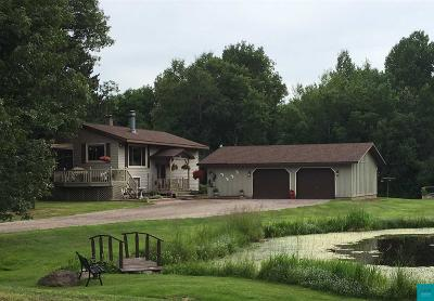 Hermantown Single Family Home For Sale: 3840 Getchell Rd