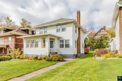 Duluth Single Family Home For Sale: 2227 E 4th St