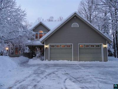 Duluth Single Family Home Inspection Cont (Mn): 4181 Acorn Ln