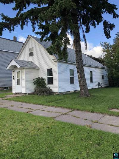Superior Single Family Home For Sale: 1817 N 17th St