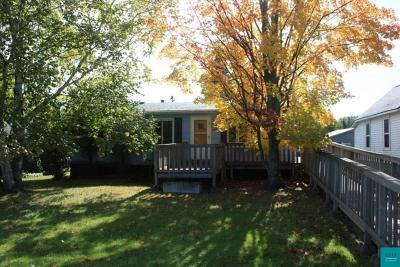 Two Harbors Single Family Home For Sale: 1808 8th Ave