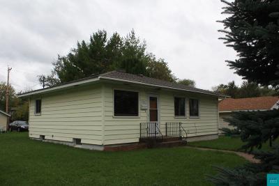 Superior Single Family Home For Sale: 506 E 4th St