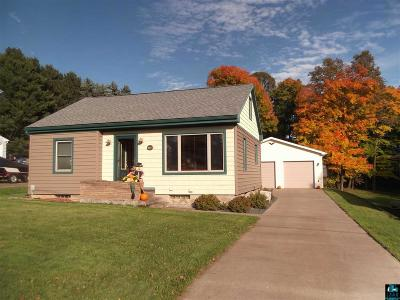 Duluth Single Family Home For Sale: 1408 Stanford Ave
