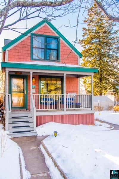 Duluth Single Family Home For Sale: 1235 Minnesota Ave