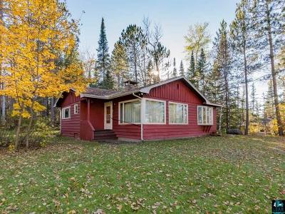 Duluth Single Family Home For Sale: 5901 S Pike Lake Rd