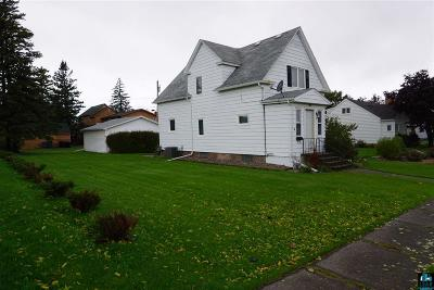 Superior Single Family Home For Sale: 1409 Cedar Ave