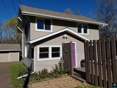 Duluth Single Family Home For Sale: 53 Maple Grove Rd