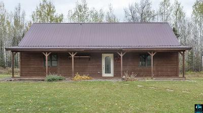 Two Harbors Single Family Home For Sale: 1870 Hwy 12