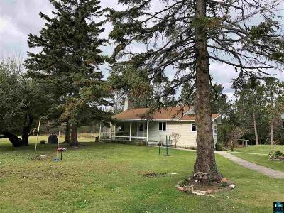 Two Harbors Single Family Home For Sale: 1559 Flood Bay Rd