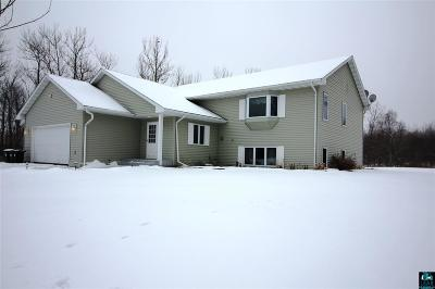 Hermantown Single Family Home For Sale: 4055 Misty Morning Dr