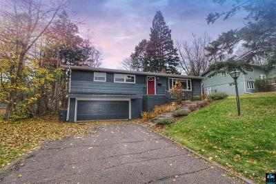 Duluth Single Family Home For Sale: 1915 Dunedin Ave