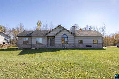 Hermantown Single Family Home For Sale: 4400 Eagle Dr