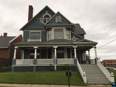 Duluth Multi Family Home For Sale: 20 N 12th Ave E