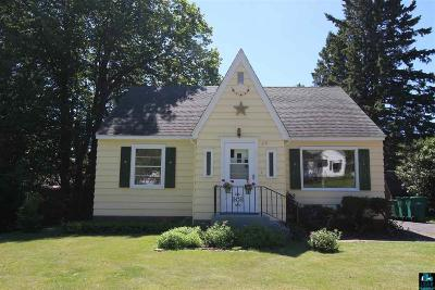 Duluth Single Family Home For Sale: 518 Anderson Rd