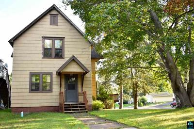 Multi Family Home Inspection Cont (Mn): 732 9th Ave