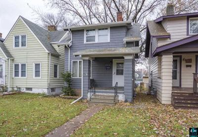 Duluth Single Family Home Inspection Cont (Mn): 3916 W 5th St