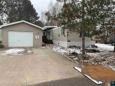 Single Family Home For Sale: 33394 Garden View Dr