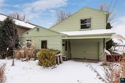 Duluth Single Family Home For Sale: 3523 Minnesota Ave