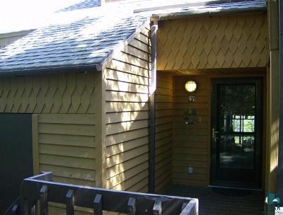 Condo/Townhouse For Sale: 1540 #47 Superior Shores #47