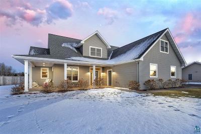 Single Family Home For Sale: 4223 Washington Dr