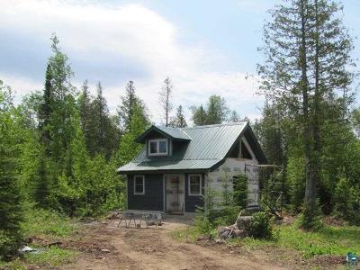Single Family Home For Sale: Xxxxx Fernberg Rd