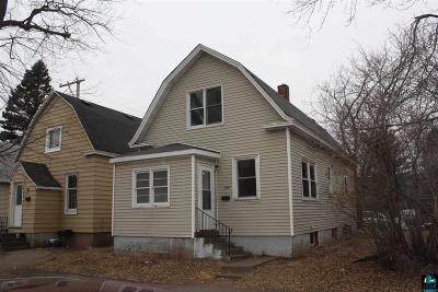 Superior Single Family Home For Sale: 1709 N 22nd St