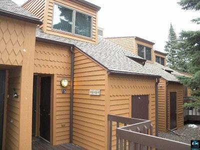Condo/Townhouse For Sale: 1540 #15 Superior Shores #15