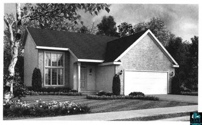 Duluth Single Family Home For Sale: Xx12 Bayhill Tr