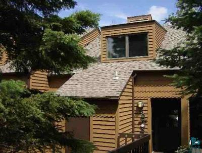 Two Harbors Condo/Townhouse For Sale: 1540 #17 Superior Shores #17