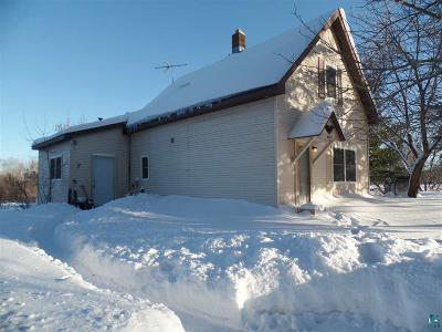 Single Family Home For Sale: 3557 County Rd 143