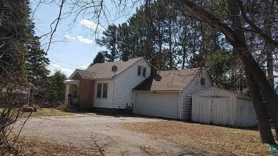 Single Family Home For Sale: 705 14th St